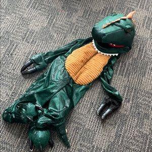 Dinosaur Halloween costume
